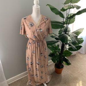 Monteu maxi dress